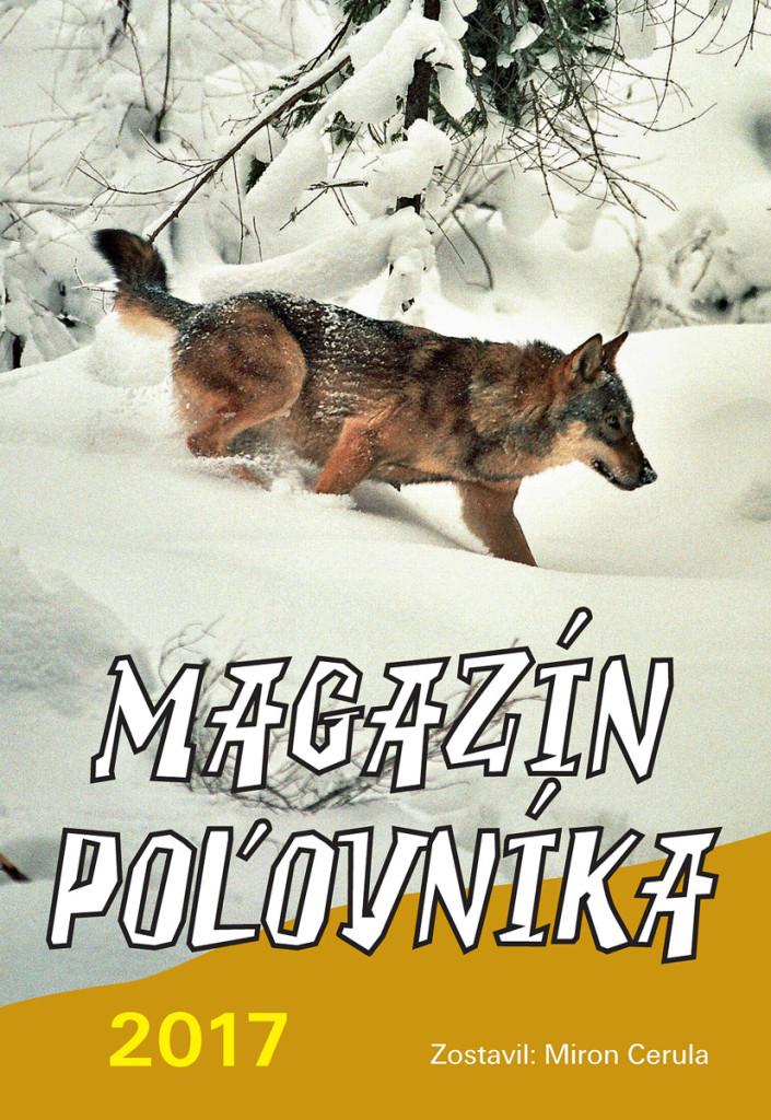 obalka_2017 Magazín poľovníka