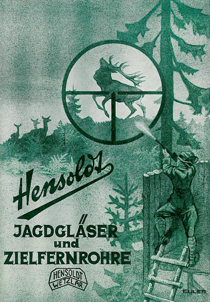 Hensoldt Jagdgläser+Zielfernrohre